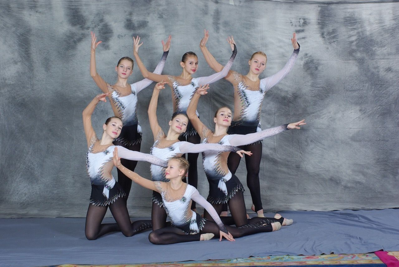 эстетическая гимнастика в зеленограде